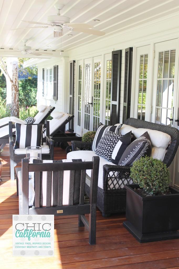 new england style front porch, california living, outdoor lifetsyle