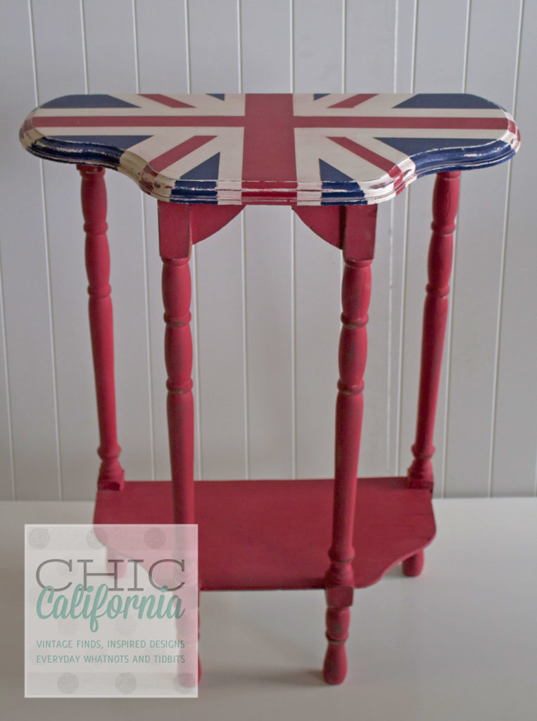 Union Jack, Union Jack furniture