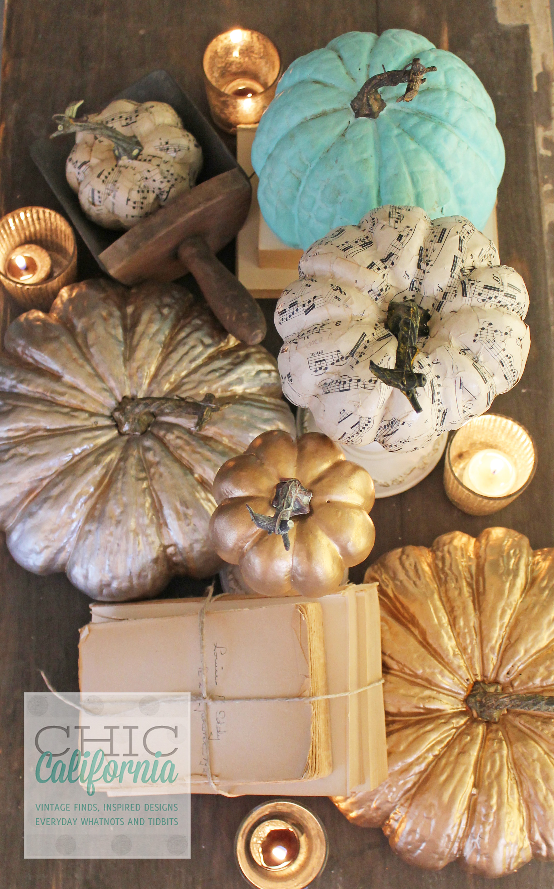 How To Decorate Table For Thanksgiving Photograph How To D