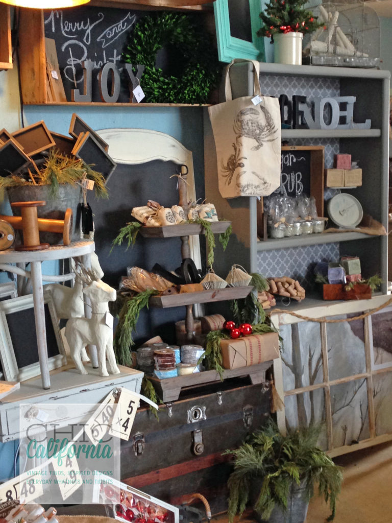 How To Display At A Vintage Store