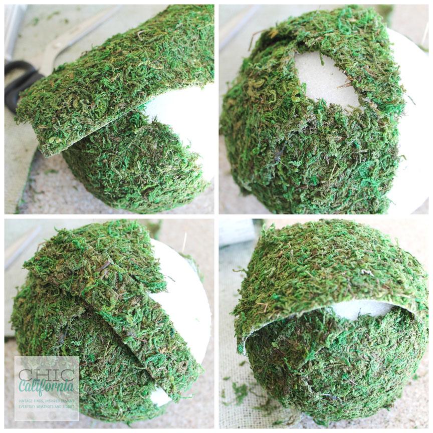 Garden Ball Collage