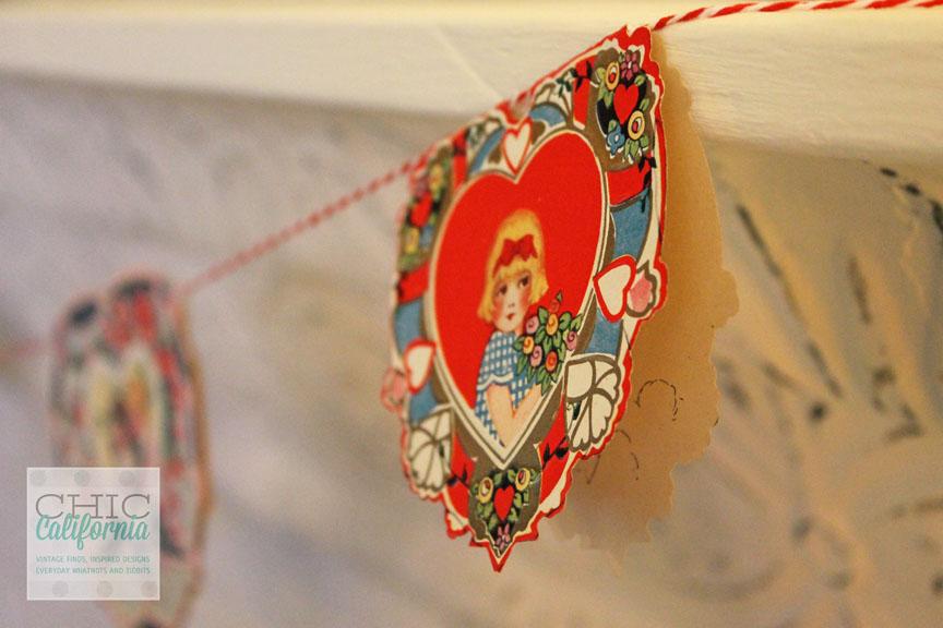 Heart Valentine Garland