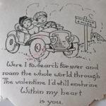 Easy Vintage Valentine's Craft