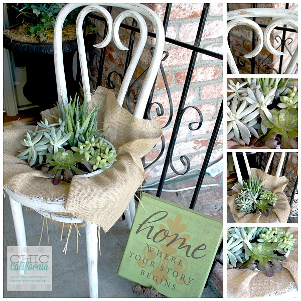 planter chair