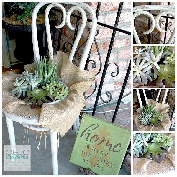 planter chair