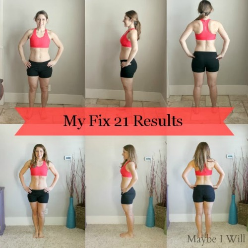Fix 21 Before and Afters