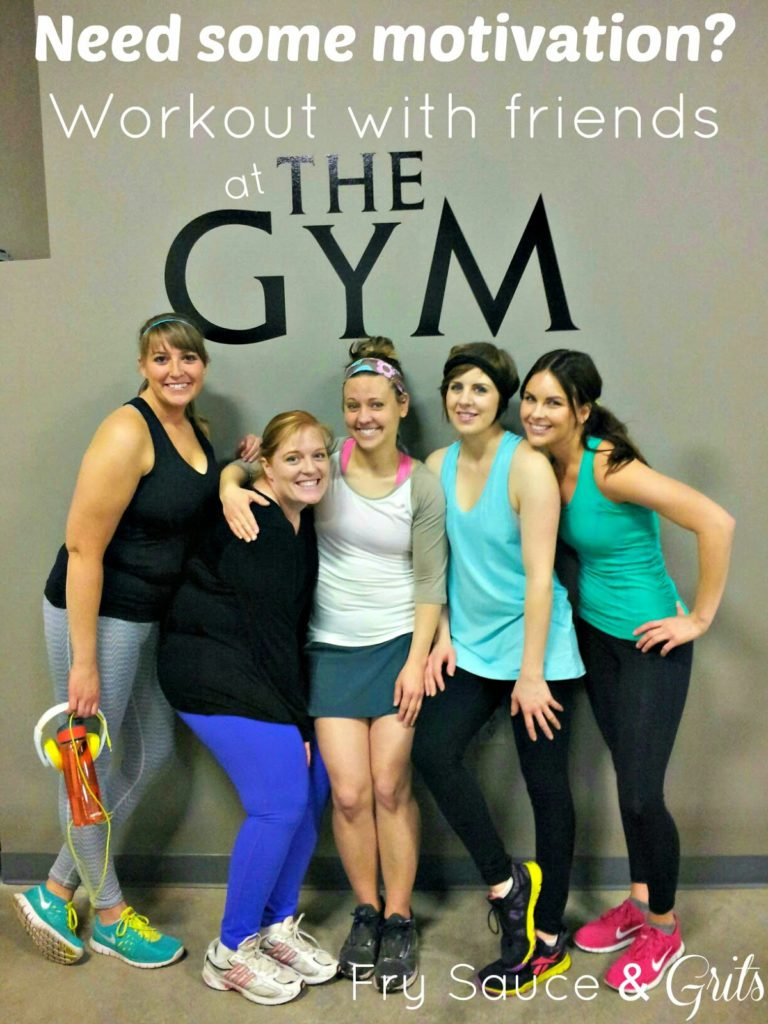 How to workout with friends and stay motivated from Fry Sauce and Grits