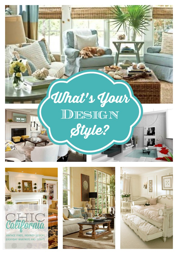 What's Your Design Style