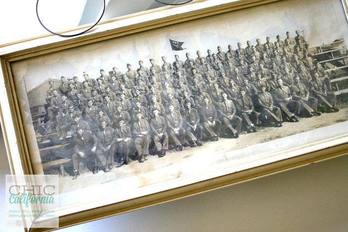 vintage military photo