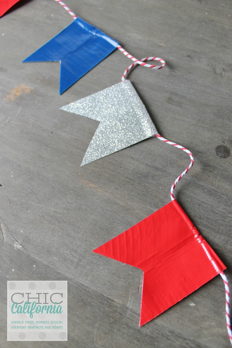 Red White and Blue Baner