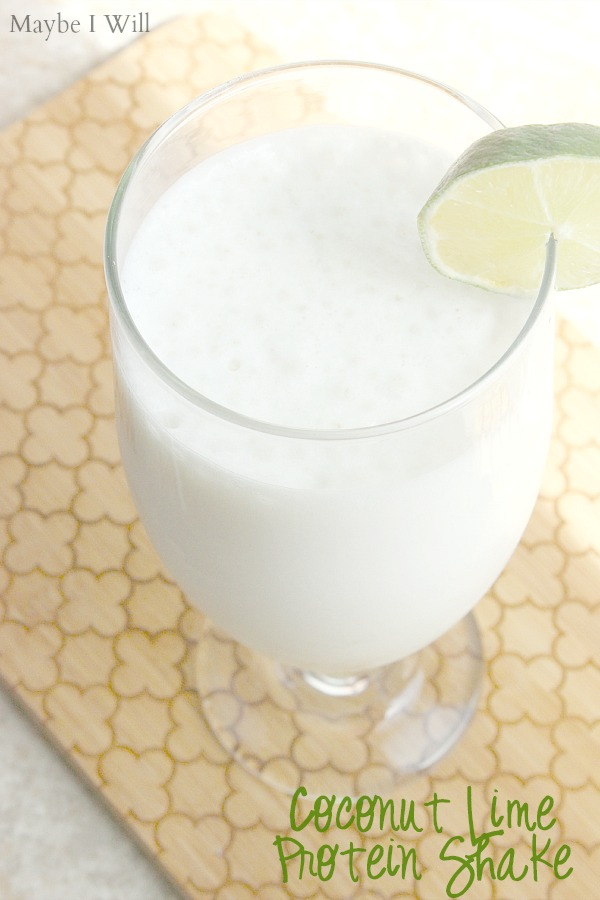 Coconut-Lime-Protein-Shake-