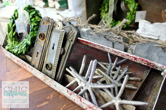 Tool Box Tray retail display