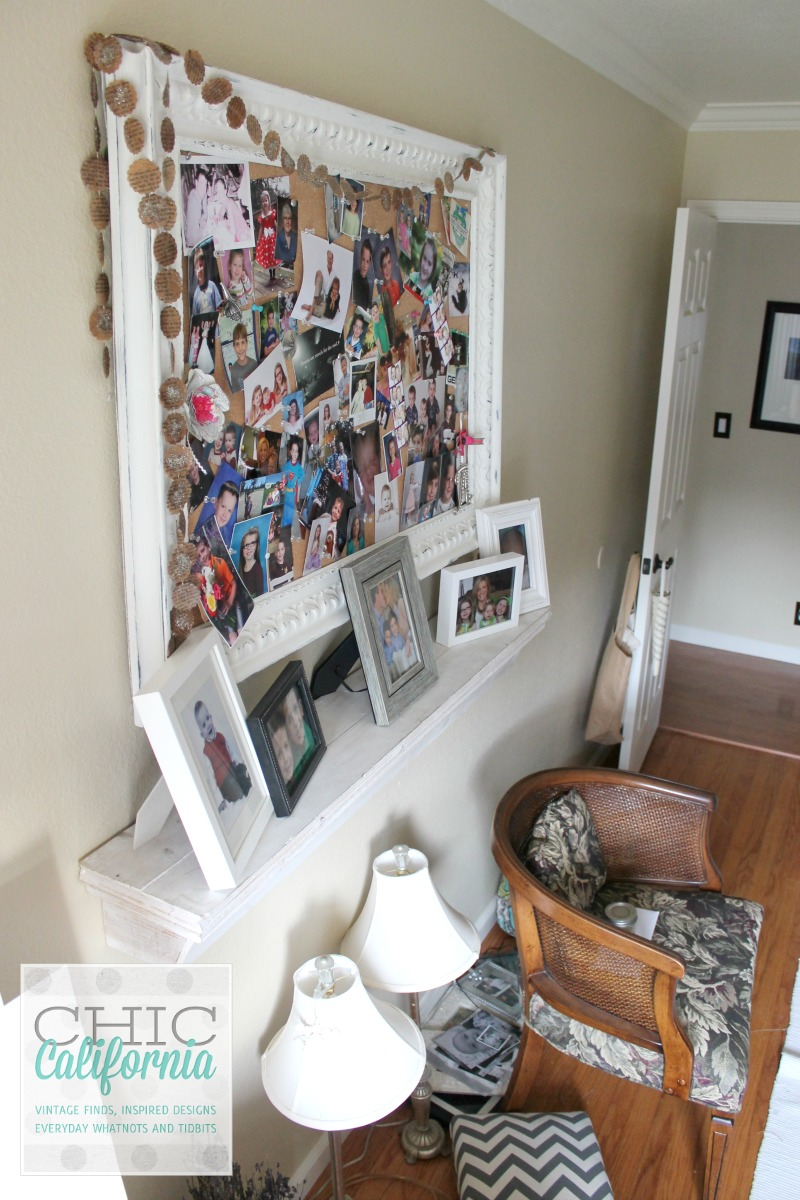 Chic California Home Office Makeover