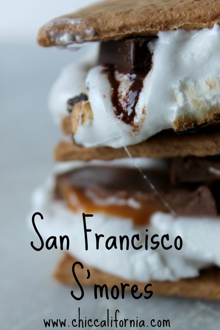 San Francisco S'mores by Chic California