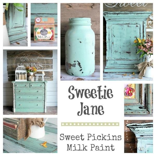 Sweetie Jane Milk Paint