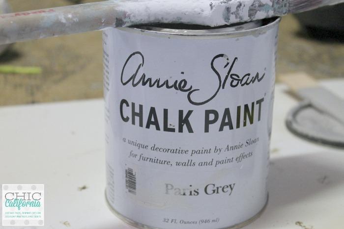 Annie Sloan Chalk Paint in Paris Grey