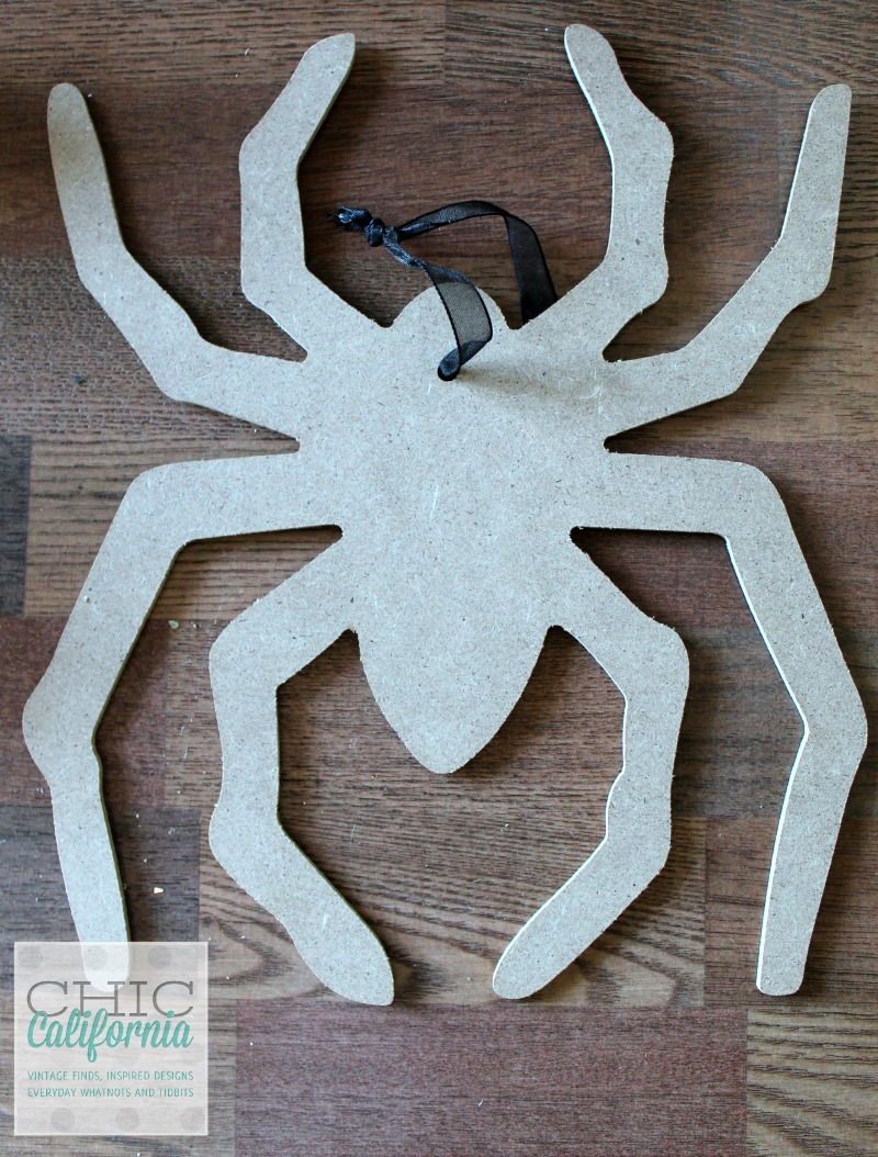 chipboard spider
