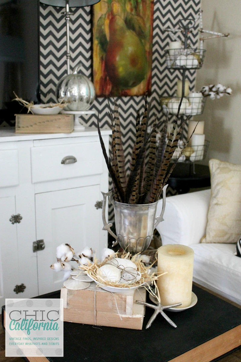 Fall Home Tour by Chic California