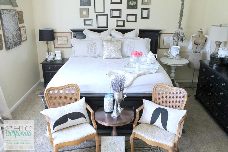 Chic California Master Bedroom Tour