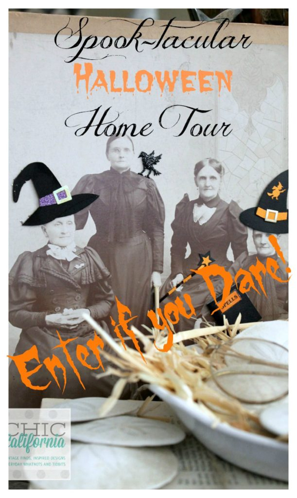Halloween Home Tour by Chic California