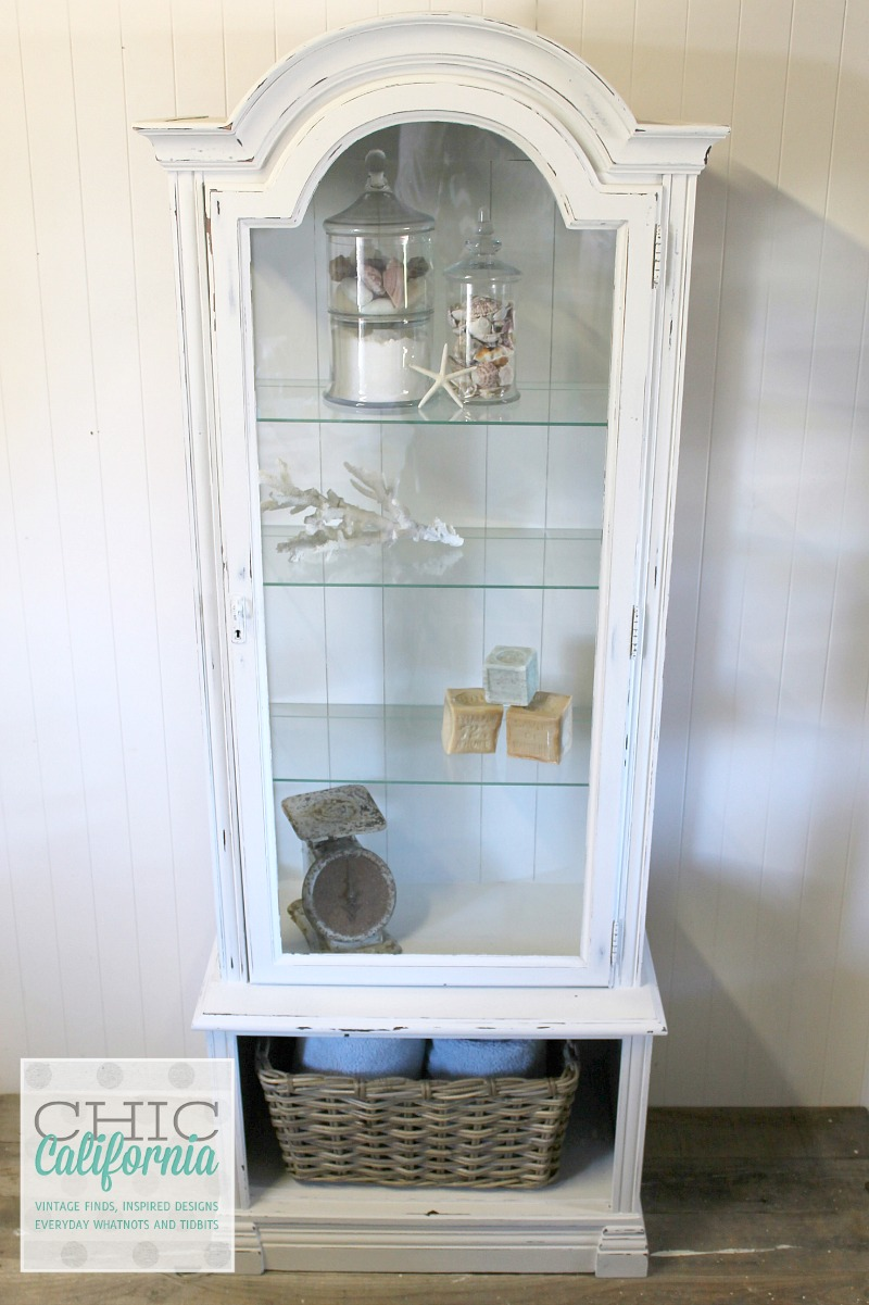 China Cabinet Flip by Chic California
