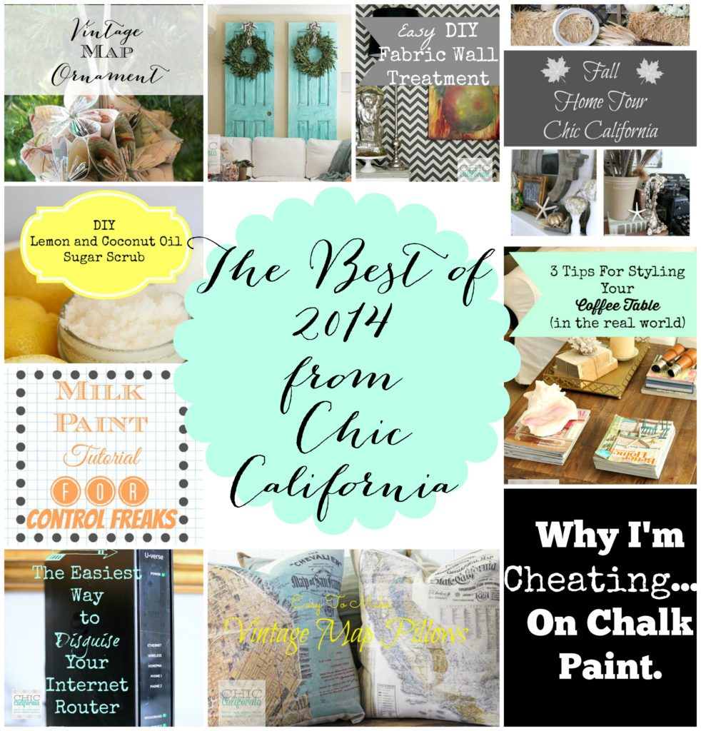 The Best of 2014 from Chic California