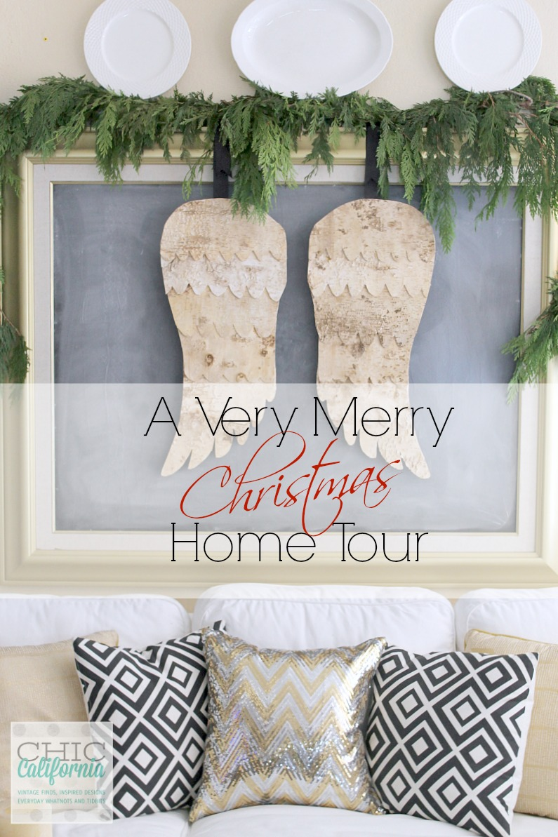 Merry Christmas Home Tour