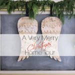 A Very Merry Christmas Home Tour and Blog Hop