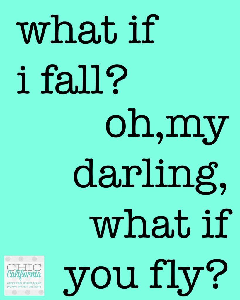 what if I fall