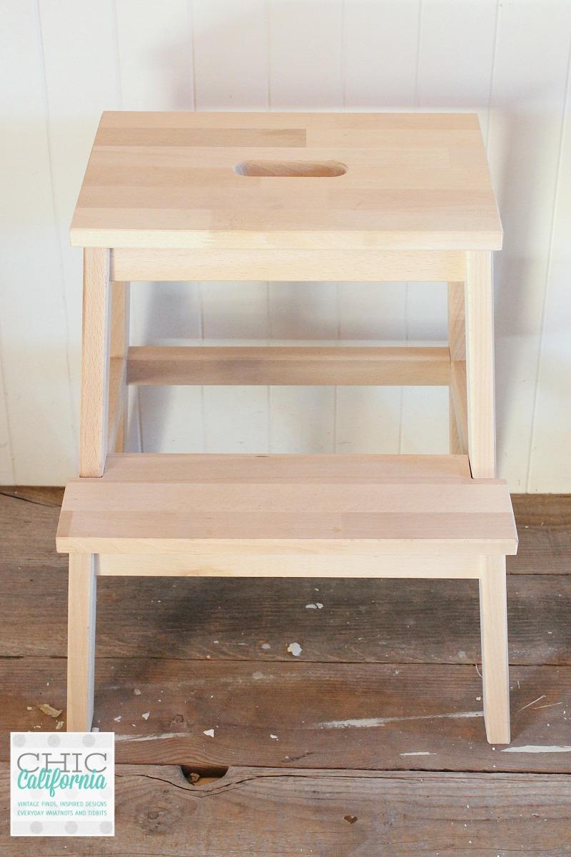 ikea step stool
