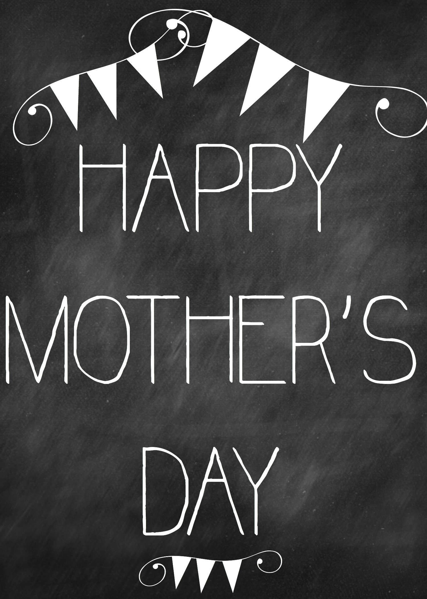 Happy Mother's Day Printable