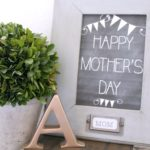 Mother's Day Craft in a SNAP