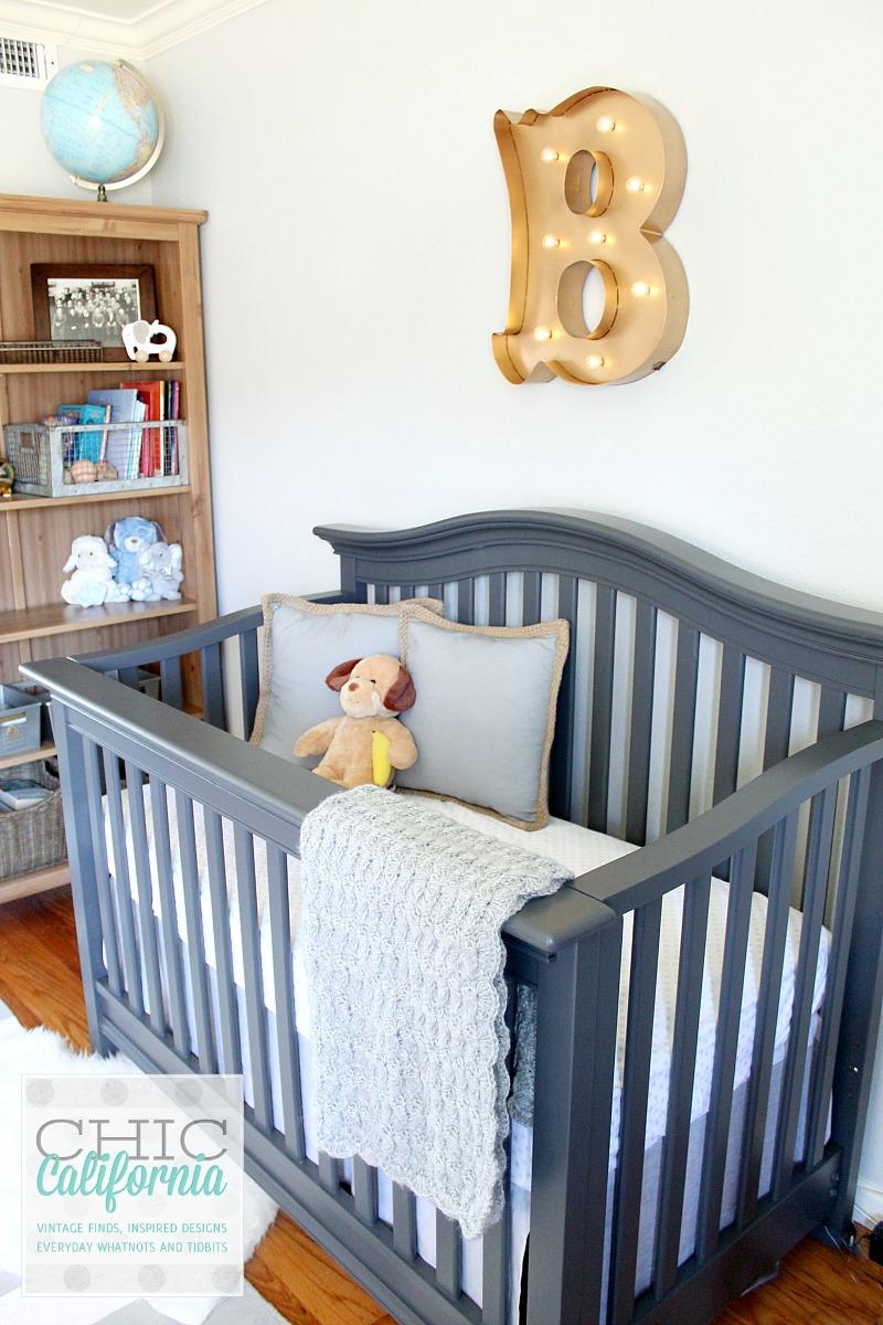 Beau Crib