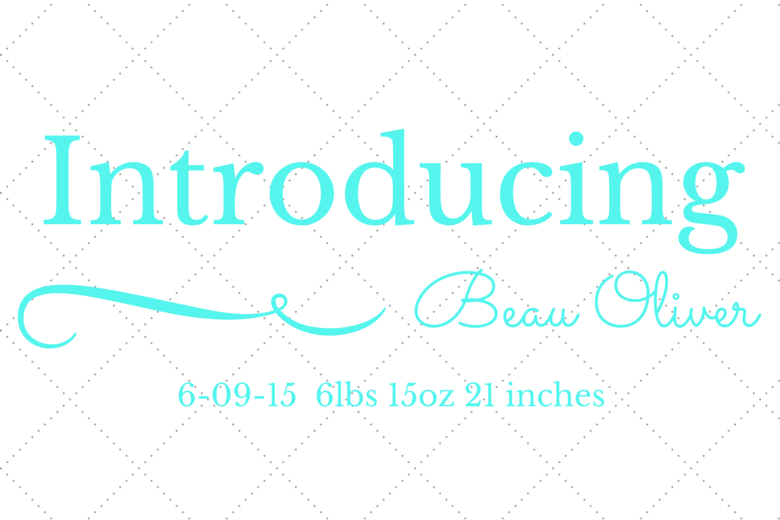 Introducing Beau Oliver