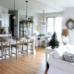 Modern Farmhouse Christmas Home Tour