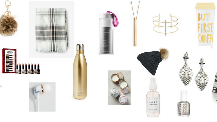 20 Stocking Stuffers She Will Love (all under $50)