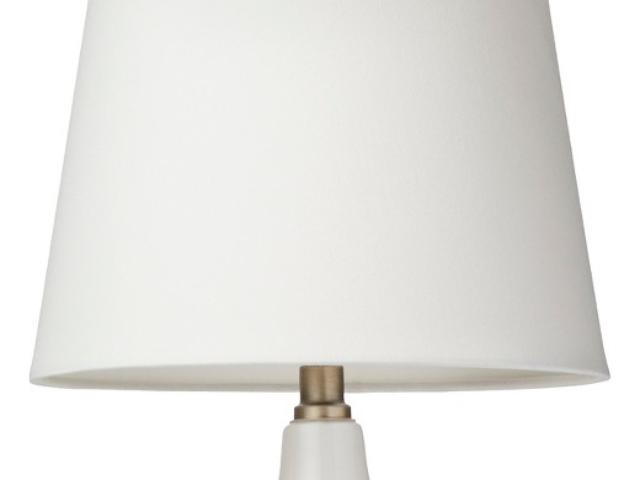 Small White Lamp Shade