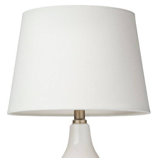 Small White Lamp Shade