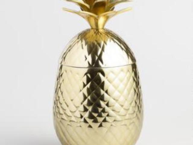 Gold Pineapple