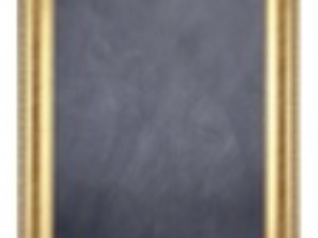 GOld Frame Blackboard