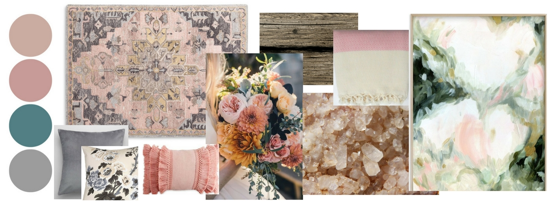 Modern Farmhouse Fall Inspiration Board