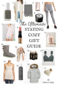 The Ultimate Staying Cozy Gift Guide for Christmas