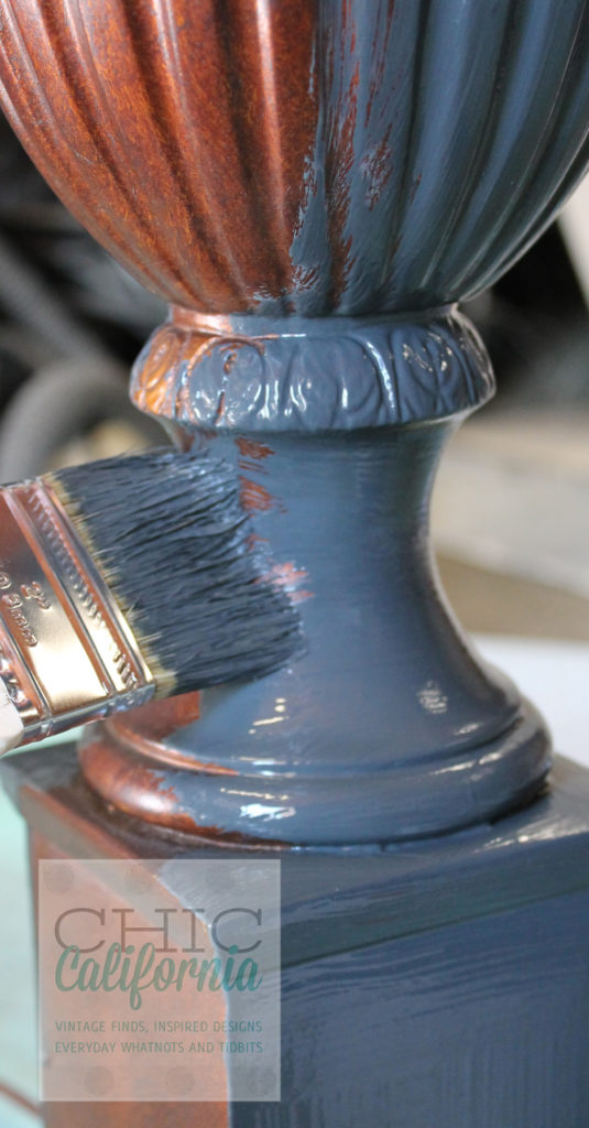 painting lamp