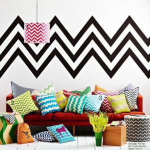 Chevron-Decor-@-BrightNest-Blog