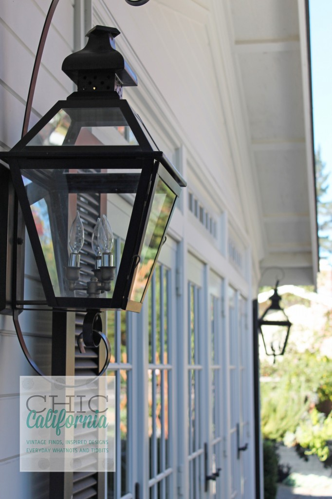 black lantern, windows