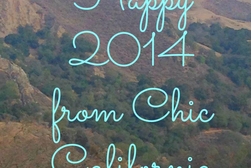 Happy New Year, California Hills, Hiking in California