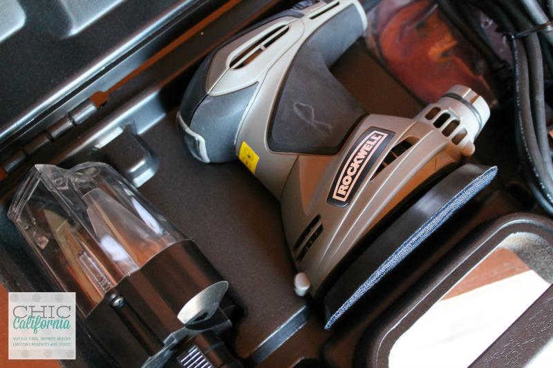 Rockwell Tools Orbital Sander