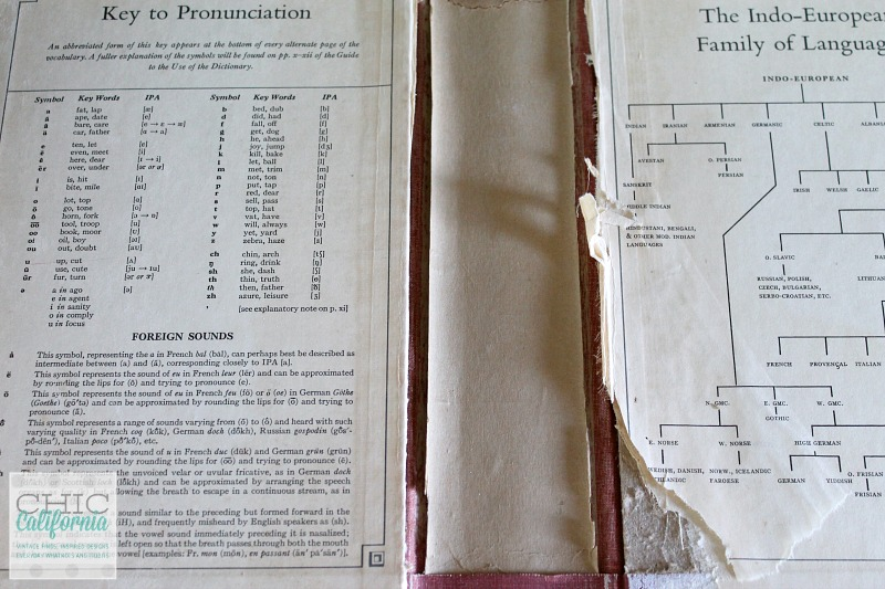 How to hide an internet router with a vintage book