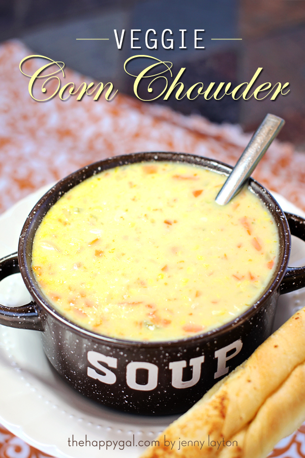 Veggie-Corn-Chowder
