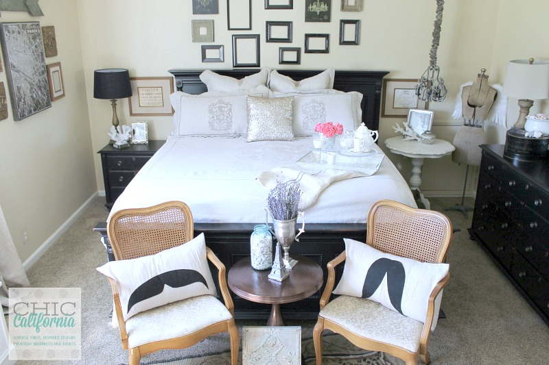 Chic California Master Bedroom Tour